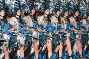 Benidorm Carnivals