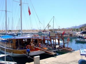 Harbour In Kalkan