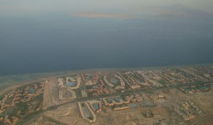 Sharm Arial View
