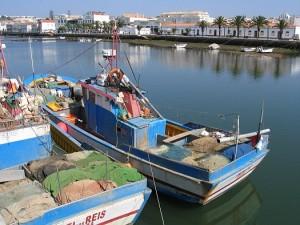 Tavira Harbour