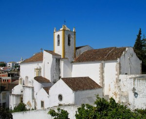 Tavira Santiago Church