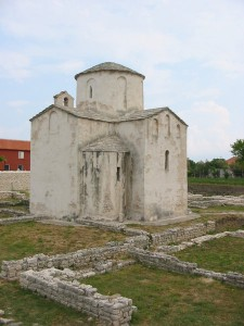 Croatia, Nin_church
