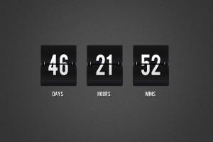 t-Minus Countdown