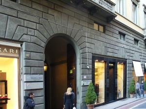 Florence Via de Tornabuoni