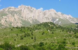 Korab Mountains