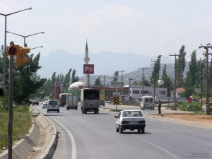 Driving in Turkey